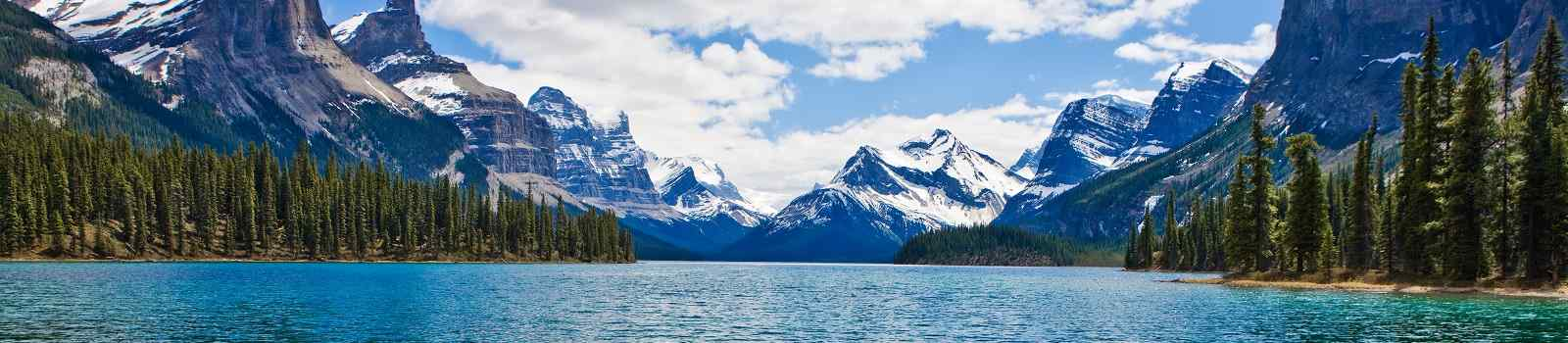 CAD-WEST-TESLA Magline Lake  Jasper National Park Alberta Canada 46772335